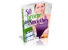 50 groene smoothies